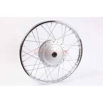 Roda Dianteira Honda Biz 125 Cubo/raio/aro Montada