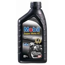 Óleo Móbil Super Moto 4t 20w50 Mineral Motos 4 Tempos