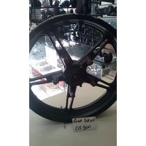 Roda Dianteira Cb300 Original Semi Nova