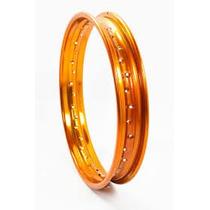 Aro Dianteiro 1.60x18 Dourado Cg/titan/fan/ybr/factor/rd/rdz