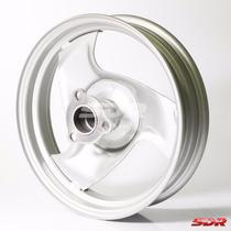 Roda Dianteira Completa Da Yamaha Axis Ya90 - Original