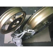 Sistema Traseiro Completo + Roda Dianteiro Cb300/15