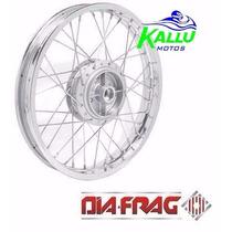 Roda Traseira Pra Fan 125 +09/ 150 Mix Kallu Motos