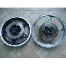 Roda Dianteira Cb 400 C/ Disco - Honda Original D.i.d Japan