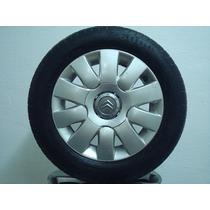 Roda Picasso Aro 15 C/ Pneu Pirelli P6000