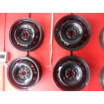 Roda Fiat Aro 15 De Ferro Serve Todos Fiat Valor 70,un