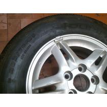 4 Rodas Honda Crv Até 2002 Aro 15 Com Pneus Gastos