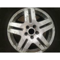 Roda Aro 15 Golf 2000 5x100 Prata Original
