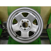 Rodas Ford Ranger Aro 15 De Ferro (pneu,s10,ecosport,nissan)