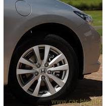 Rodas New Civic 2013 Aro 16 R$350,00 Cada Ou1050,00 4 Peças