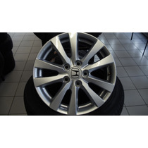 Jogo Roda Original New Civic 2013 Aro 16 5x114 Nova