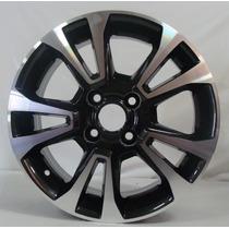Roda Aluminio Onix Ltz 2013 14, 15 E 17 (preço Aro 15)
