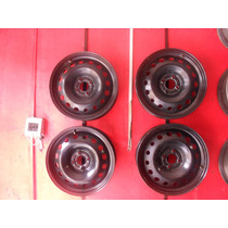 Roda Aro 16 De Megane 4x100 Serve Gol E Gm Valor 120 .00