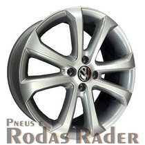 Roda Gol G5 Power Grafite Diamantada Aro 17 (jogo)