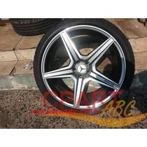 Rodas Mercedes Benz Ml 63 Amg 285/35/22 Original