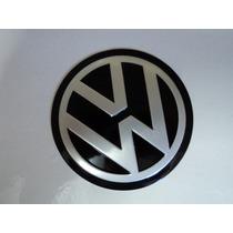 Emblema Golf Vw Para Rodas Esportivas 90 Mm
