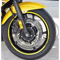 Friso Adesivo Refletivo Curvo Moto Ou Carro Frete Grátis 5mm