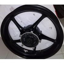 Roda Dianteira S/disco Yamaha Xj6 Ano 2011 Original - Zerada