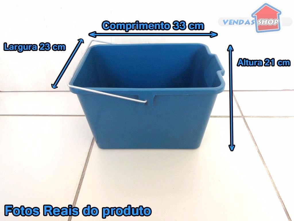 #124374 Rodo Magico Limpa Vidros Com Balde   Toalha Magica P/ Janela R$ 83  790 Limpa Vidros E Janelas Magnético