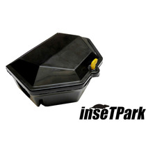 Porta Isca Reforçado C/chave- Insetpark -ratoeira-rato-praga