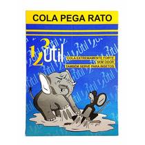 Cola Pega Rato Insetos Extra Forte Sem Odor