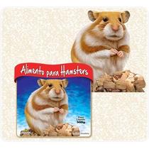 Alimento P/ Hamster-ração, Pet Shop, Roedores