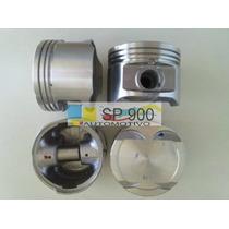 Pistão 0,50 C/ Pino (jg) Todos Motor Ap Alcool
