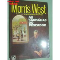 Livro As Sandálias Do Pescador Morris West $