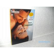 Livro Sabrina Romance Preciosos Mis:conquistar Nº1512 Lucy M