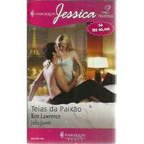 Livro Harlequin Jessica 2 Histórias Nº 136