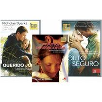 Livro - Combo Nicholas Sparks ( 3 Livros ) - Lacrado