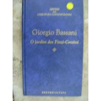 O Jardim Dos Finzi-contini Giorgio Bassani