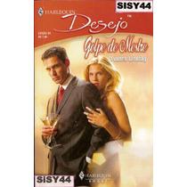 Romance Harlequin Desejo Golpe De Mestre Yvone Lindsay N°94