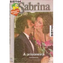 Sabrina Florzinha A Prisioneira Jane Donnelly Edição 239
