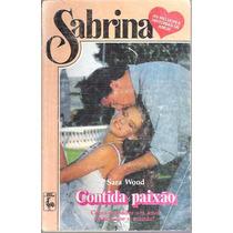 Livro Sabrina Contida Paixão Sara Wood Nº 621