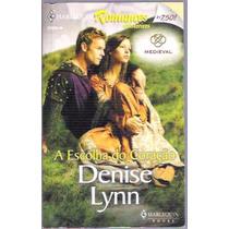 Livro Harlequin Romances Históricos A Escolha Do Coração
