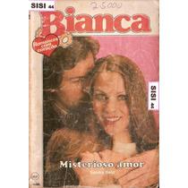 Bianca Florzinha Misterioso Amor Sandra Field Nº157