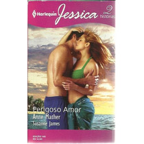 Livro Harlequin Jessica 2 Historias Ed. 148