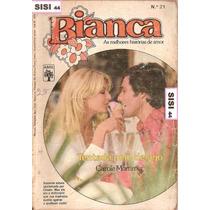 Bianca Florzinha Tentada Pelo Desejo Carole Mortimer Nº21