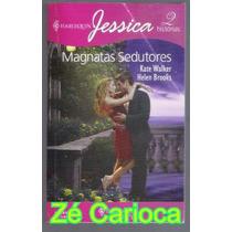 Livro Harlequim Jessica 2 Histórias Ed. 106