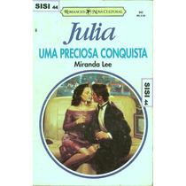 Julia Uma Preciosa Conquista Miranda Lee Nº942 Nova Cultural