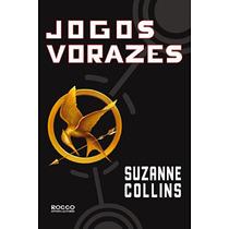 Livro Jogos Vorazes (volume 1) Suzanne Collins - Rocco