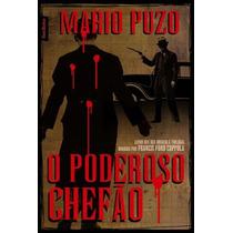 Livro O Poderoso Chefão De Mario Puzo - Novo