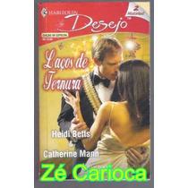 Livro Harlequin Desejo 2 Histórias Ed. 86 Especial