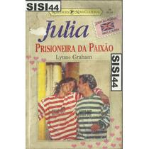 Julia Cartão Postal Prisioneira Da Paixão Lynne Graham Nº32