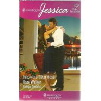 Livro Harlequin Jessica 2 Historias Ed. 141