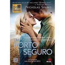 Livro Um Porto Seguro De Nicholas Sparks - Lacrado