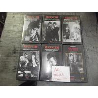 Lote Com 13 Vhs Coleção Os Grandes Filmes De Charlie Chaplin