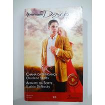 Livro Harlequin Desejo Dueto Ed. 08