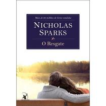 O Resgate Livro Drama Lançamento Nicholassparks